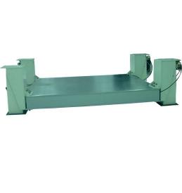 HAP—100T沉吊式气垫隔振平台