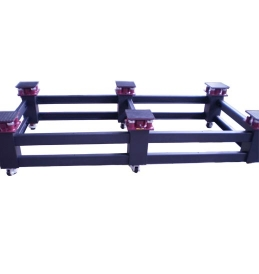 DLS-non-automatic balancing platform (independent inflatable legs)