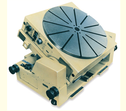 BR series of precision double-axis turntable
