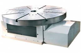 NCR series of CNC turntable
